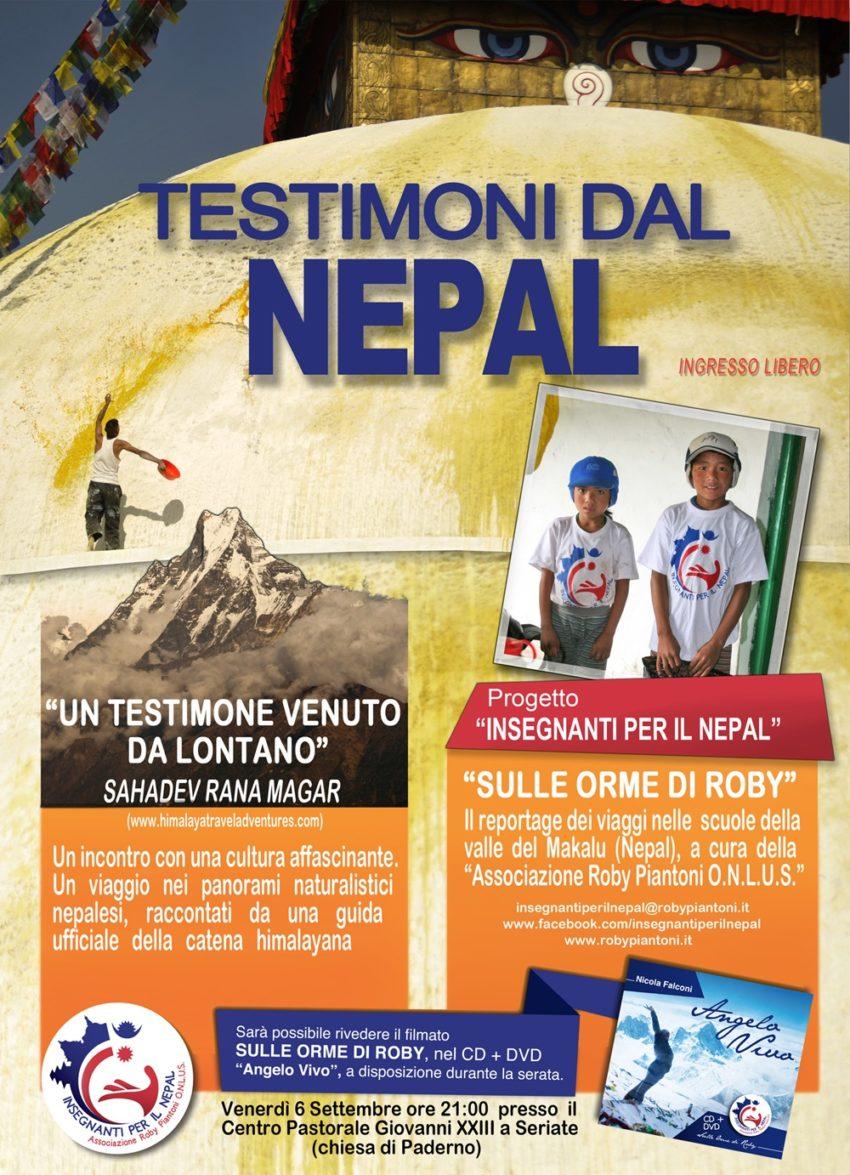 Testimoni nepal