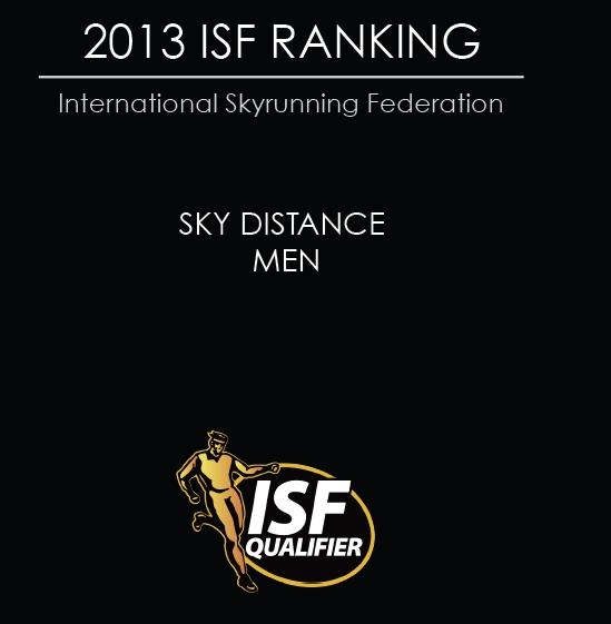 ISF ranking 2013