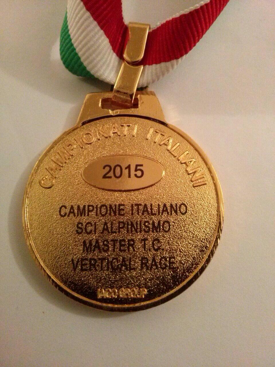 campionati italiani vertical 2014