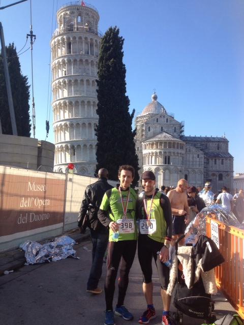 maratona pisa 2015