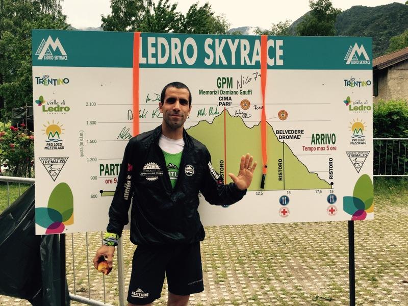 ledro skyrace 2016