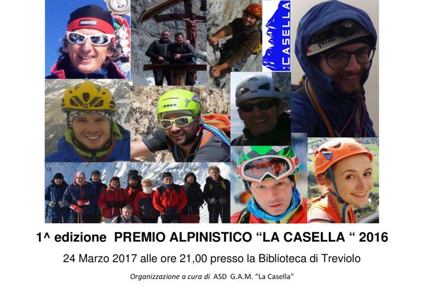 Manifesto premio Locandina la casella 2017