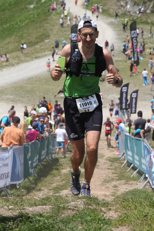 Cross du Mont Blanc 2017
