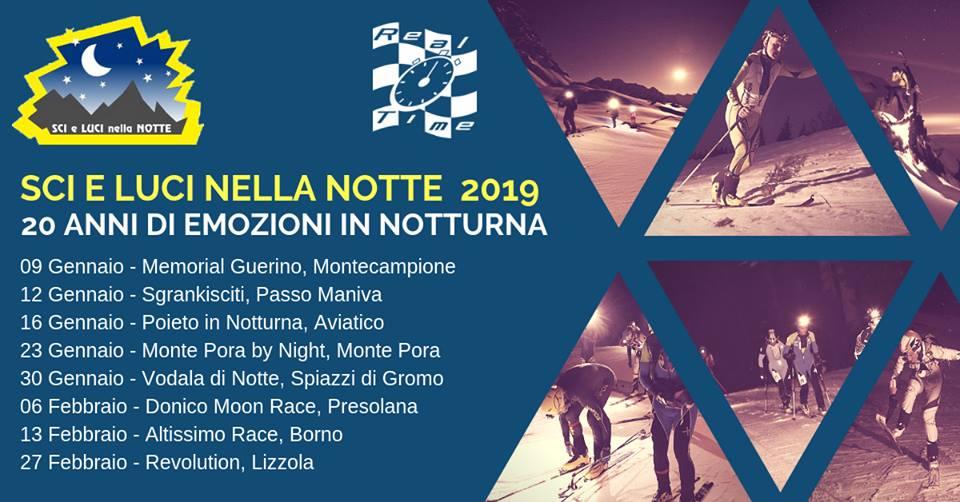 Sci Calendario.Calendario Sci E Luci Nella Notte 2019 Altitude Race